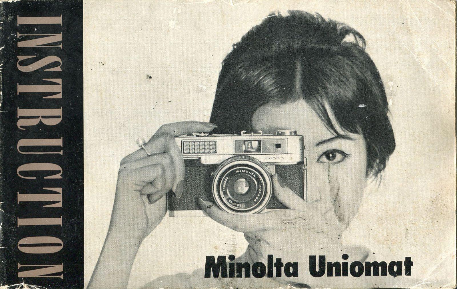 minolta uniomat manual rh cjs classic cameras co uk minolta camera manual 35mm minolta 7000 camera manual