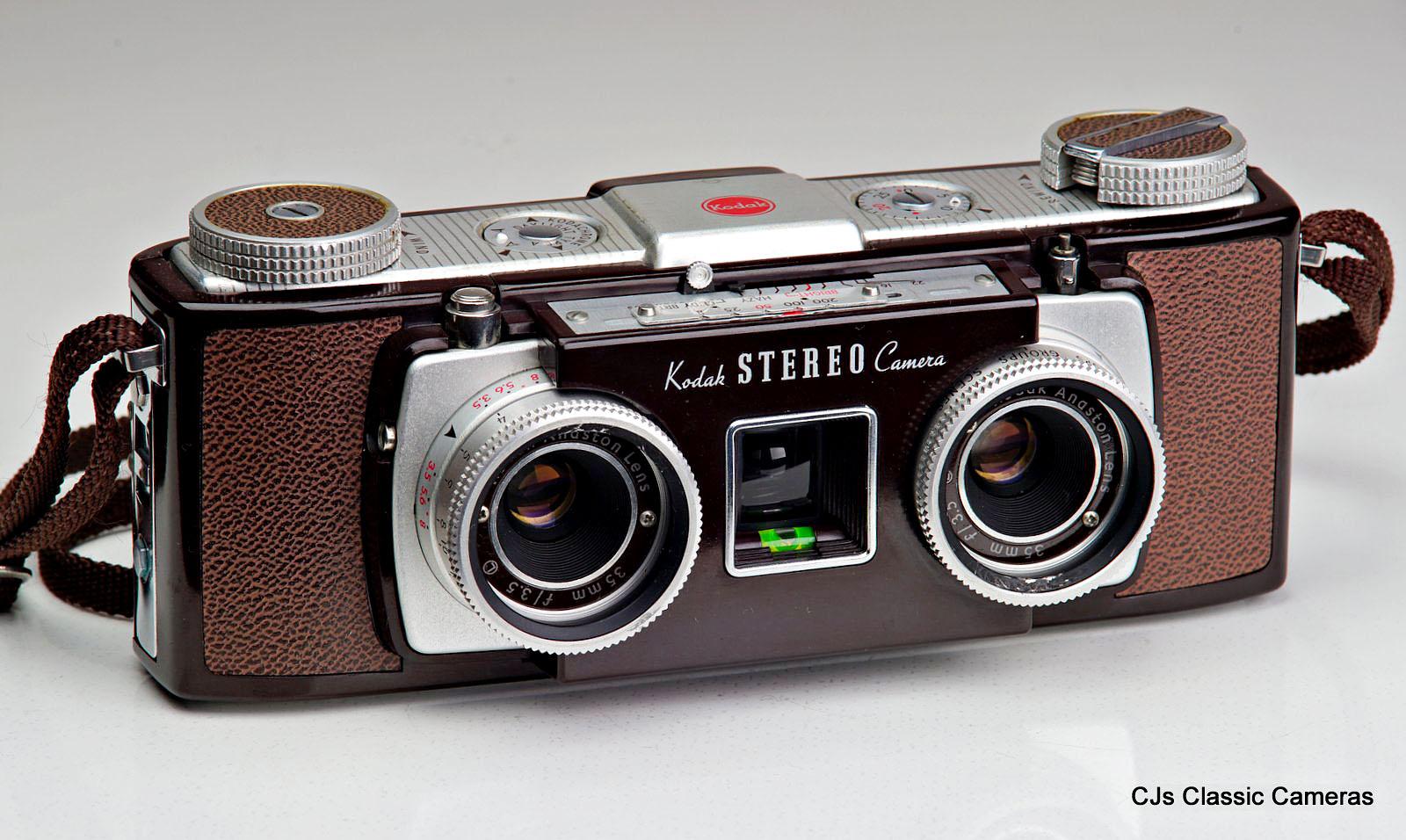 Kodak Vintage Cameras Non Retina