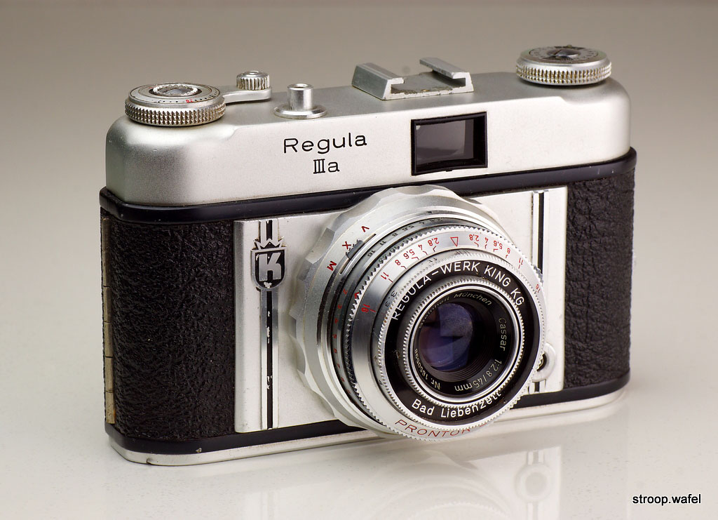 kamera regula picca
