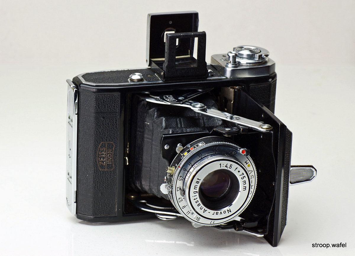 Zeiss Ikon Carl Zeiss Jena Cameras